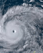 台風が来ると体調不良がおこる…その原因とは?