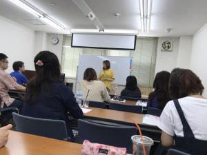【講師活動】ハッピー思考ダイエット研修会㏌京都