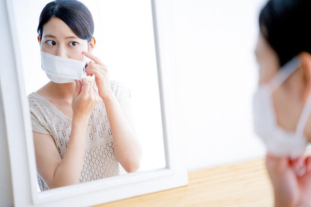 マスク生活で肌荒れしていませんか?